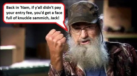 uncle si uncle si would duck dynasty s si say about the birmingham